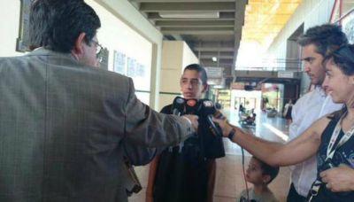 Explosión en Alta Córdoba: dan de alta a Pablo Amaya