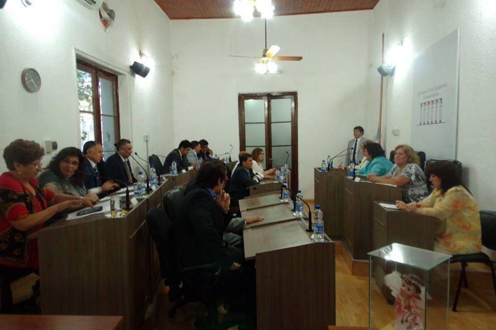 El Concejo Deliberante reeligió sus autoridades