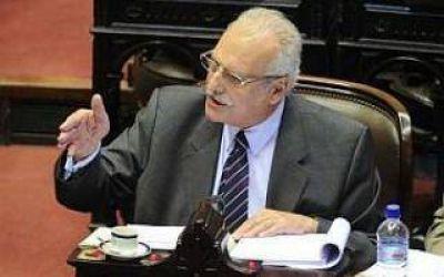 Luis Cigogna reemplaza a Insaurralde en Diputados