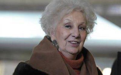 La Universidad de Lanús entrega el doctorado Honoris Causa a Estela de Carlotto
