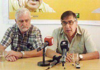 Raúl Dobrusin lanzó su candidatura para gobernador 2015