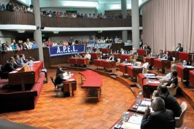 Por mayor�a la Legislatura aprob� las PASO