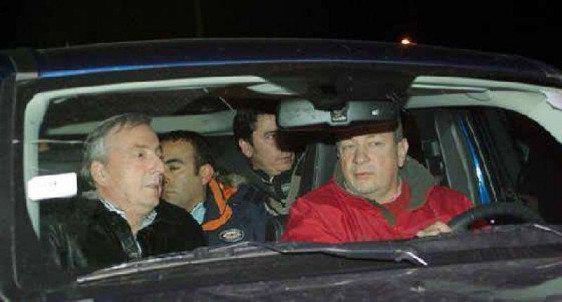 De Visita: Kirchner visito Madryn y puso nervioso a Das Neves