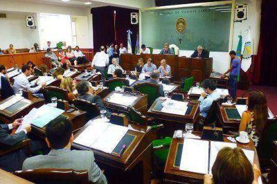 Tras un fuerte debate aprobaron aumento de tasas en Vicente López