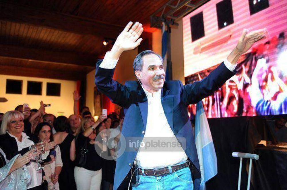 Arteaga se lanzó por la intendencia: