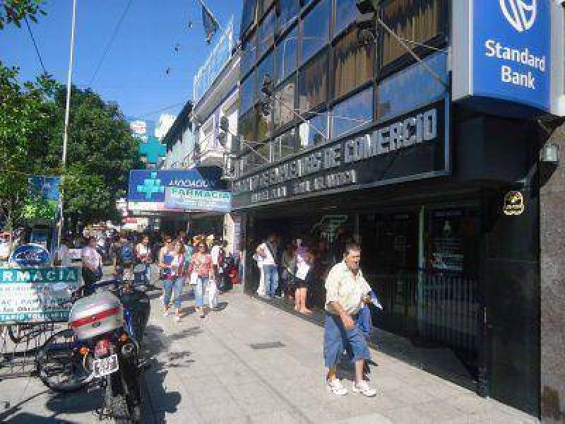 SECUNDARIA Y TERCIARIO DE LOS EMPLEADOS DE COMERCIO