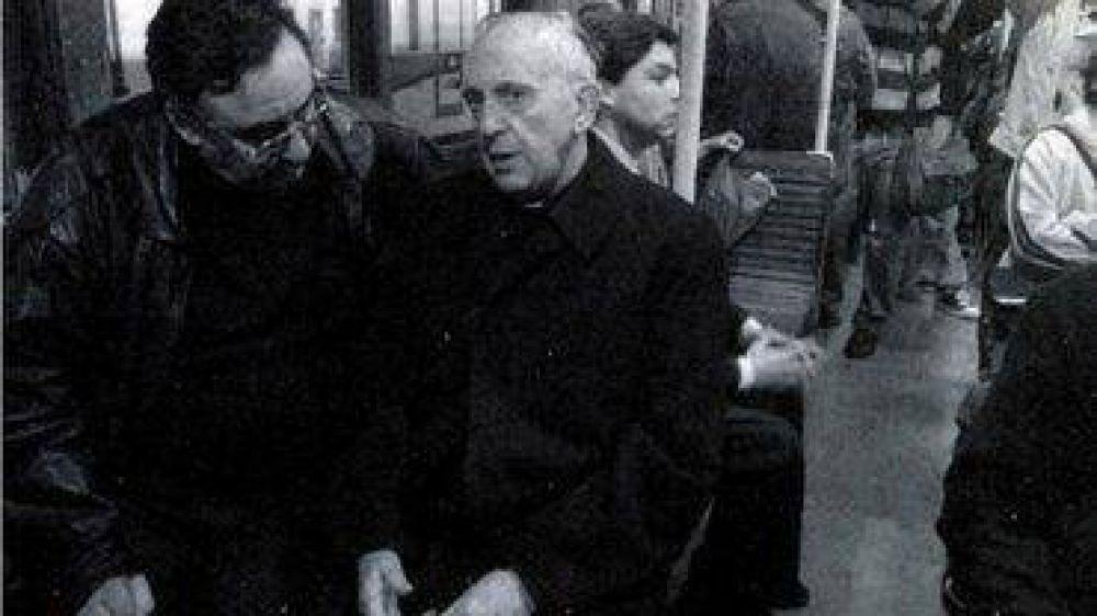 Cuando Bergoglio usó chaleco antibalas