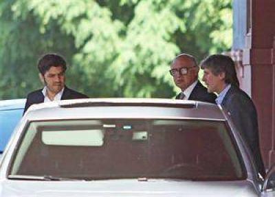 Boudou fue a la Casa Rosada a pedir un mayor apoyo político