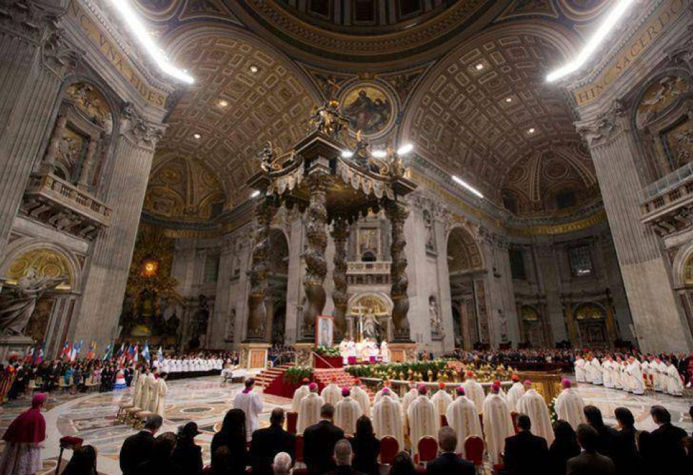 El Papa tuvo su 'Misa criolla' y Patricia Sosa le puso voz y emoción
