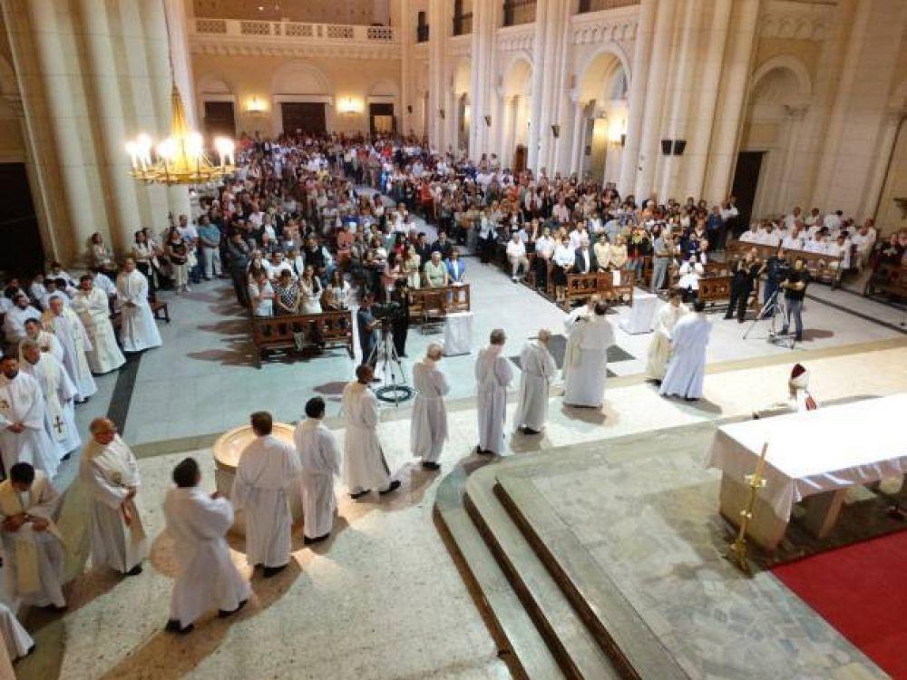 Ordenaron dos nuevos sacerdotes en Mar del Plata