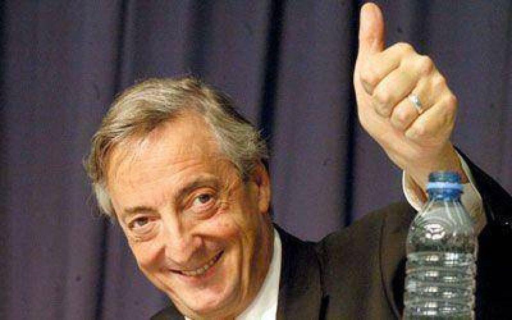 Comodoro sería la siguiente escala de Néstor Kirchner