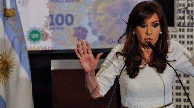 Para Cristina Kirchner, hay