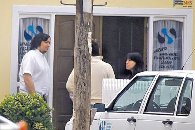 """Una """"empresa pantalla"""" administra el hotel de Cristina en El Calafate"""