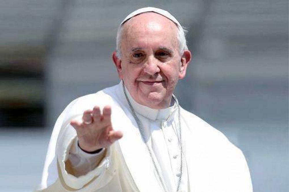 El papa pidió a los cristianos que sean misioneros de la alegría