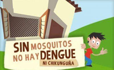 Con la llegada del verano, Argentina se prepara contra la fiebre chikunguña