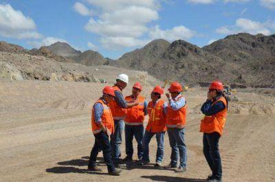 Visita institucional a Minera Alumbrera