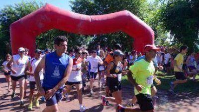 Se corrió la Maratón Solidaria