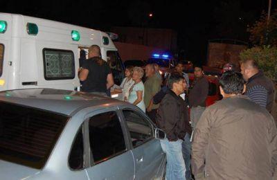 Muerte trágica a la salida del boliche
