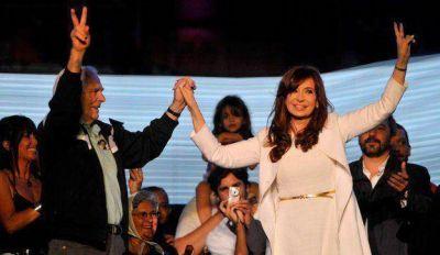 CFK celebró su democracia de enemigos, contra todos