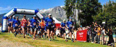 500 corredores en una nueva edición de Llao LLao 21k
