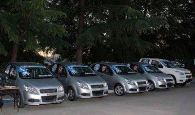 Los ganadores de los vehículos del Festival de Doma y Folklore