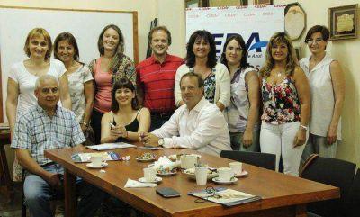 El massismo ratificó su compromiso con instituciones de Azul, Chillar y Cacharí