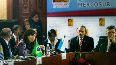 Comienza en Entre R�os una nueva Cumbre del Mercosur