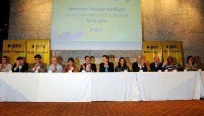 Corrientes no acompañó a Mauricio Macri en el Consejo Nacional del PRO