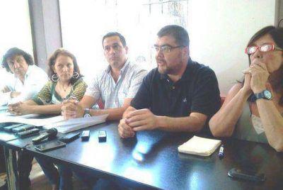El bloque del PJ plantó una postura con críticas a la política municipal