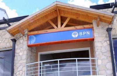 Nueva sucursal del BPN en Jun�n de los Andes