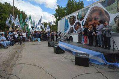 """Río Gallegos, la ciudad elegida por el plan """"Argentina Sonríe"""""""