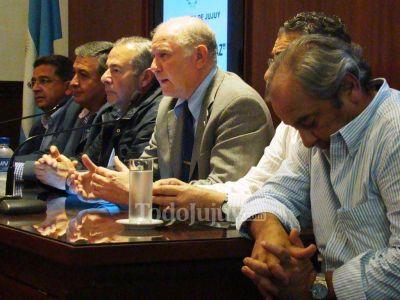 Reforma Política: reunión con partidos minoritarios