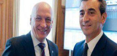 Zannini le ofreció a Bonfatti la candidatura de vice de Randazzo