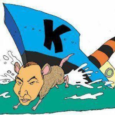 Los K en retirada: Se profundiza el vaciamiento
