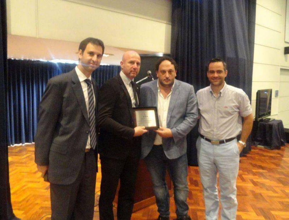 La DAIA entregó certificaciones a la AGIP por el Programa Convivencia