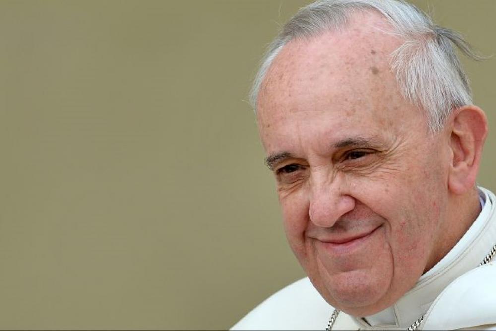 No habrá actos oficiales por el cumpleaños de Francisco