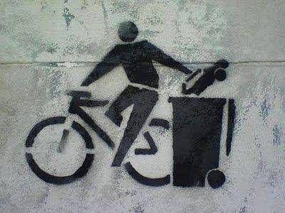 """El diputado Santiago incentiva el uso de la bicicleta en pos de """"promover una política ambiental"""""""