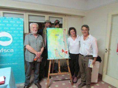 Ernesto Jauretche visitó la Delegación local de AFSCA