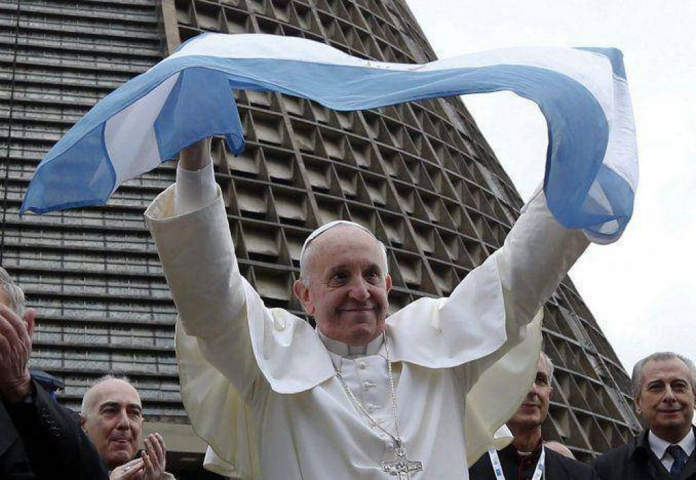 Francisco cumple 78 años y será homenajeado en el Vaticano