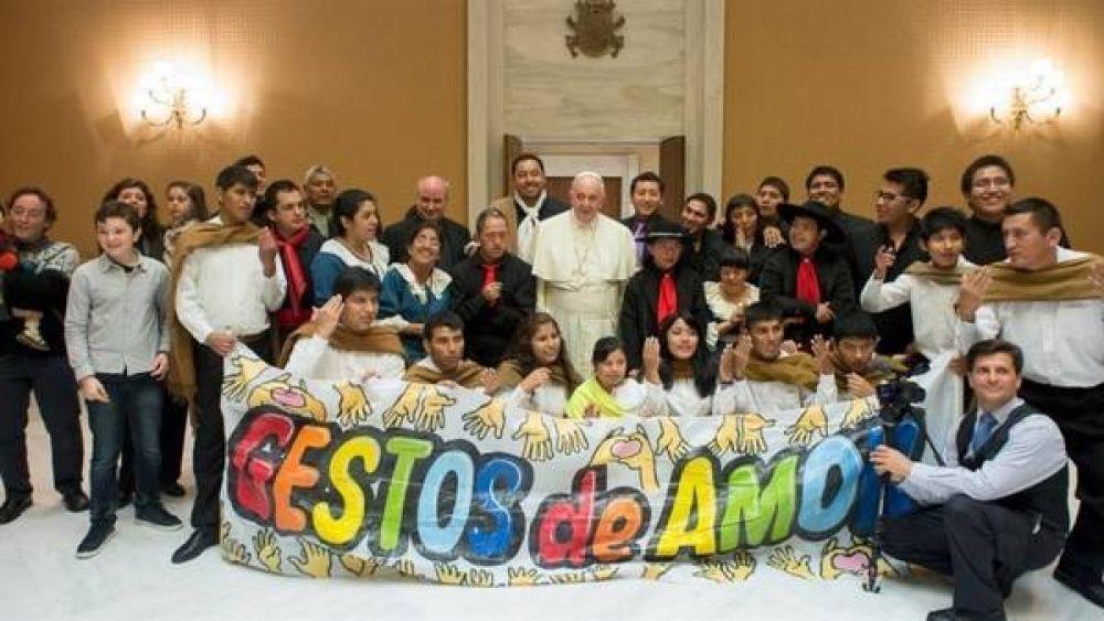 """El papa Francisco hoy cumple 78 y recibió un """"regalo"""" anticipado"""