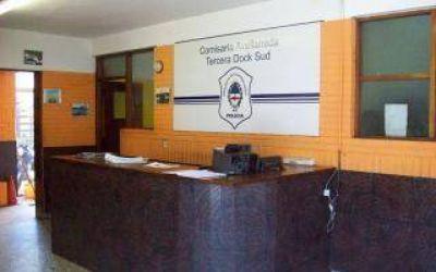Fuga de presos en Dock Sud: Desafectaron a tres policías