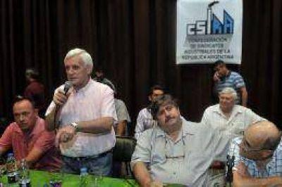 Se constituy� la Confederaci�n de Sindicatos Industriales de la Rep�blica Argentina