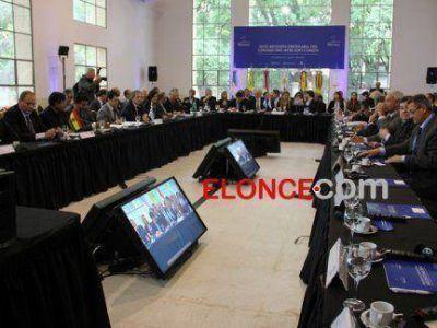 Con el encuentro de presidentes, cierra hoy la Cumbre del Mercosur en Paran�