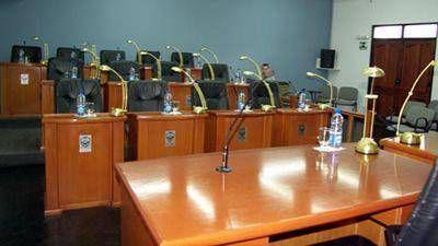 En la última sesión del año aprobarían el presupuesto y Tarifaria