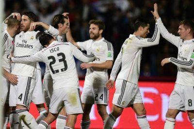 Real Madrid mete miedo: goleó a Cruz Azul y es finalista del Mundial de Clubes