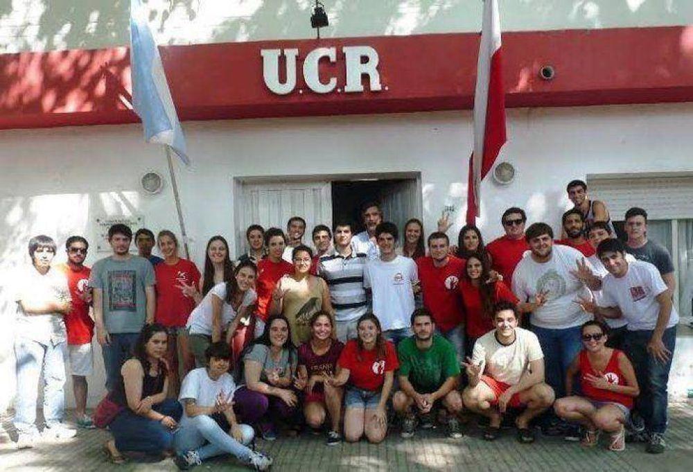 Repudio a Diego Canullán y Juan Carlos Simón de la Juventud Radical de la Séptima sección electoral