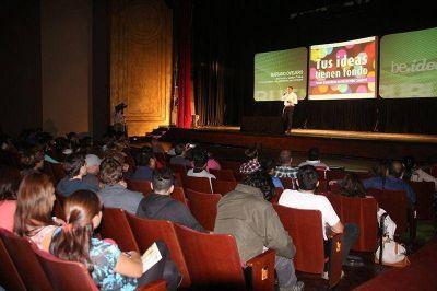 La experiencia del Fondo Ciudadano de Desarrollo Cultural se expuso en el ciclo Be.Ideas