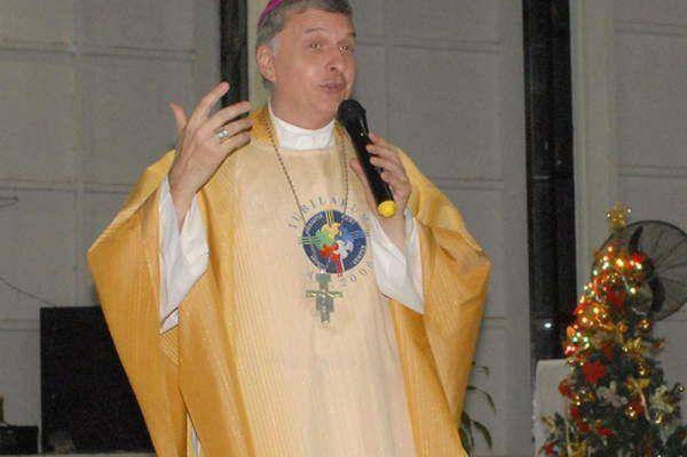 Homenaje a monseñor Torrado Mosconi