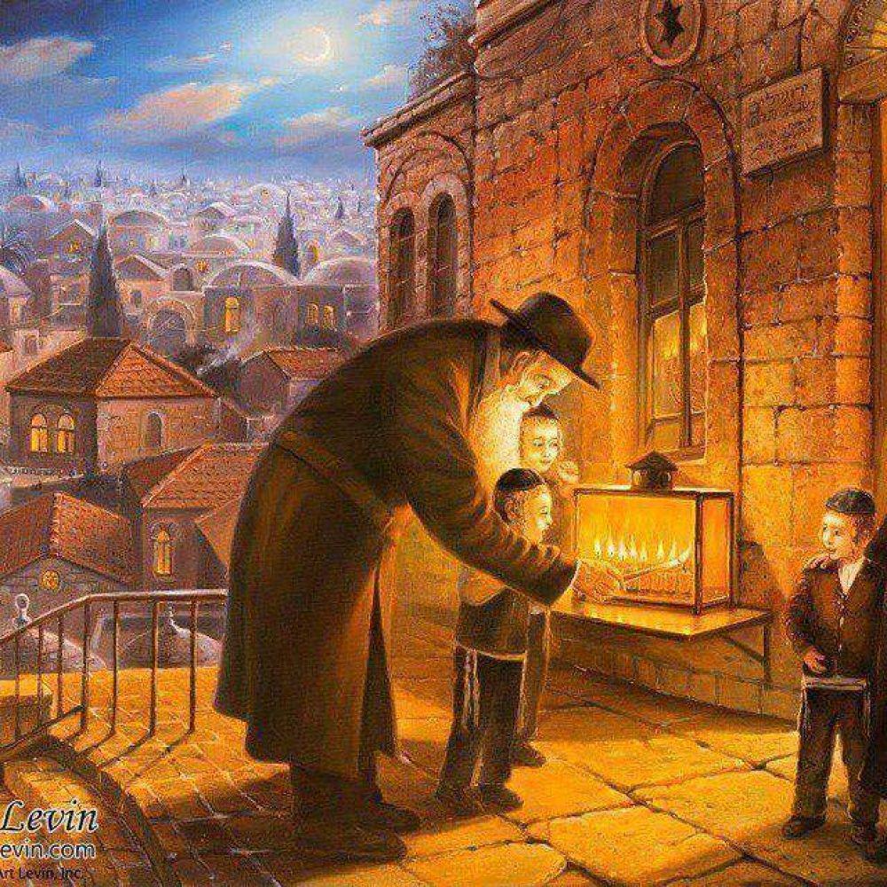 Desde hoy y por ocho días el mundo judío celebra Janucá, la fiesta de las luminarias