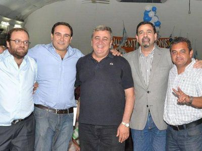 Asumi� la c�pula del PJ de Godoy Cruz, con un mensaje para la unidad del peronismo